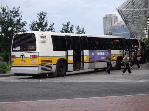 MBTA RTS bus 0026