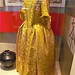 Indian silk gown, 1760s