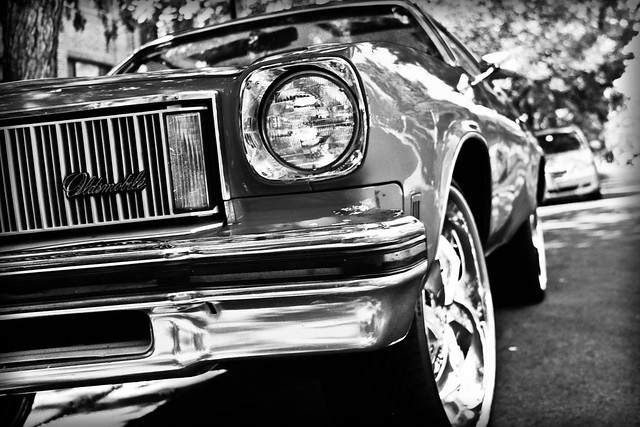 Pimpin Muscle Car  Flickr Photo Sharing