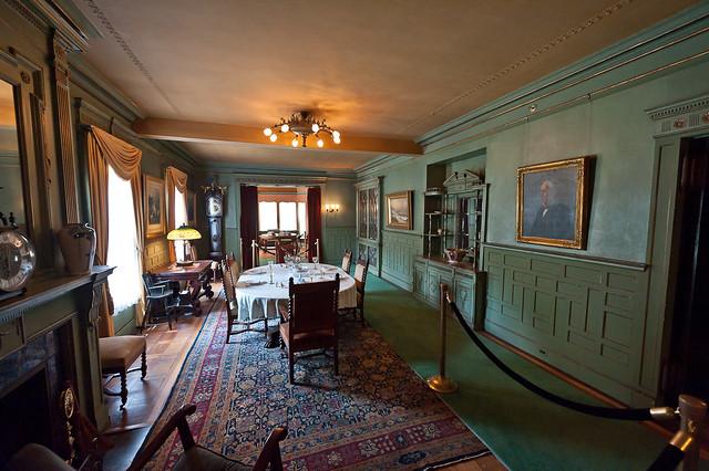 Thomas edison national historical park glenmont estate for Edison home show