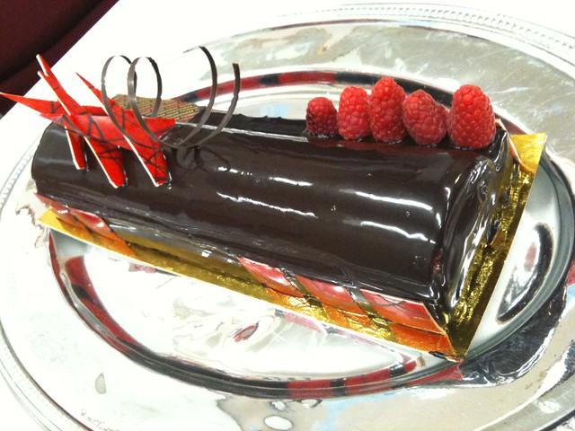 Thomas Haas Wedding Cake