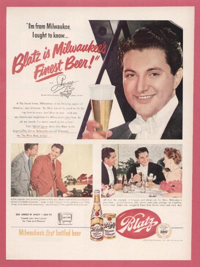 Blatz-1951-Liberace