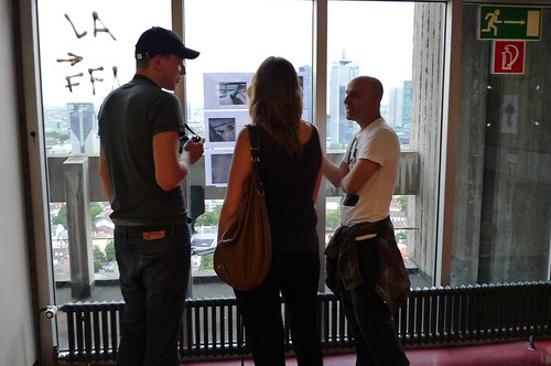 Ausstellung im AFE Turm. ---- ausblick-1040943