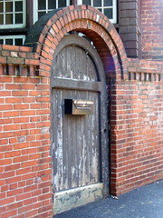 The Alley Door