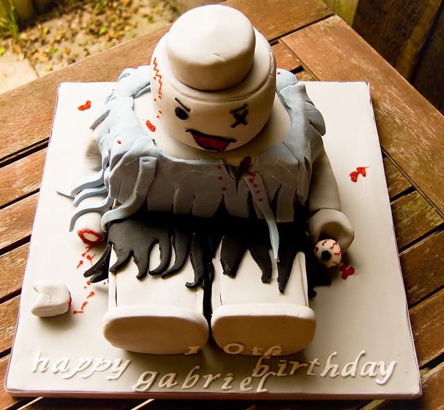 Zombie Birthday Decorations