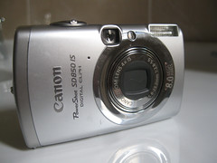 Canon Ixus 950 / SD850 by Mr.FoxTalbot