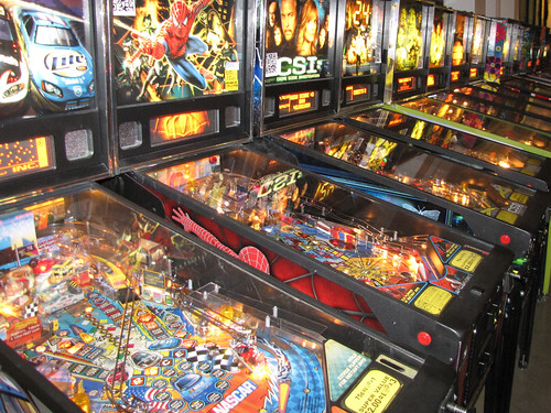 Pinball Hall of Fame - Vegas