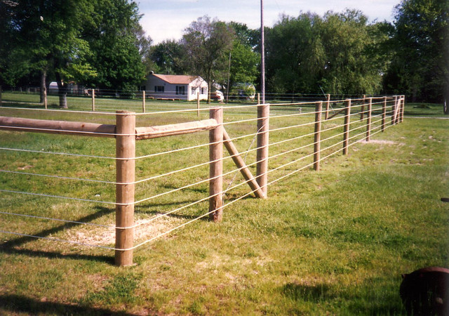 Pro Tek Electric Rope Fence Flickr Photo Sharing