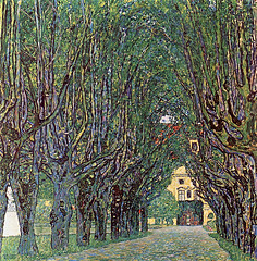 Attersee Klimt 1b1