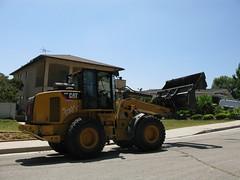For Donna - A MEDIUM SIZED bulldozer!