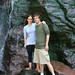 Us at Kaaterskill Falls by guessica