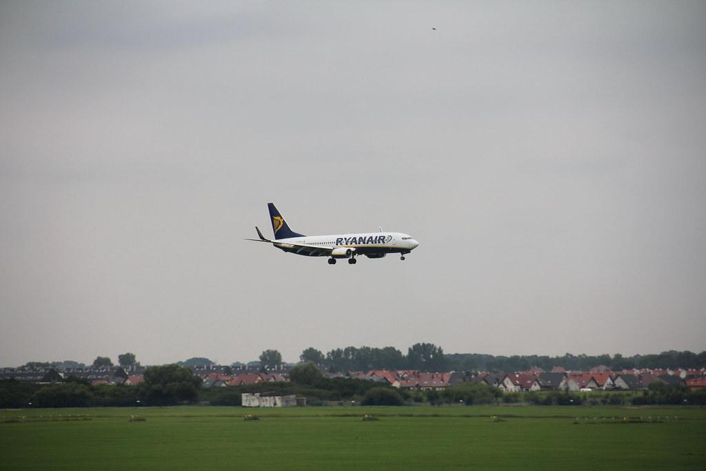 EI-EBA - B738 - Ryanair