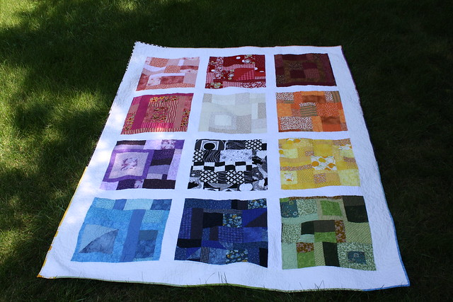 Color Wheel Quilts A Gallery On Flickr
