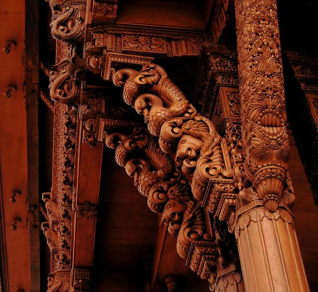 Neasden Temple - Shree Swaminarayan Hindu Mandir