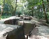 preserved trenches - sanctuary wood