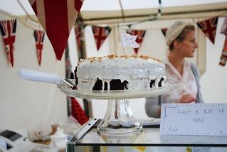 Slice of cake?