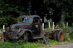 2006-07-15 - United States - New York - Long Island - North Fork - Run Down Truck