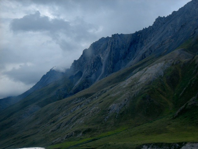 Ominous Peaks