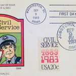 Civil Service FDC
