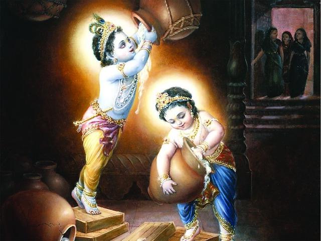 Karmanye Vadhikaraste, Ma phaleshou kada chana,      Ma Karma Phala Hetur Bhurmatey Sangostva Akarmani