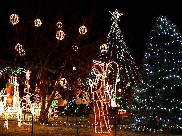 Crazy Tacky Christmas Decorations HAMILTON New Jersey B Flickr - Photo Sharing!