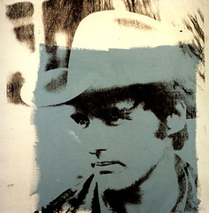 Dennis Hopper, by Andy Warhol 1971