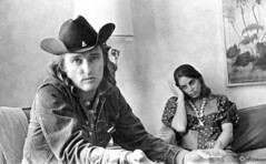 Dennis Hopper and Daria Halprin, by Robert Altman 1972
