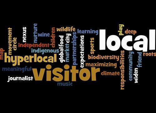local travel wordle