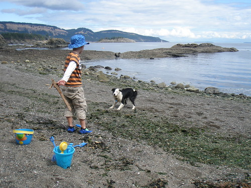 Nellie: Gowland Point, Pender Island