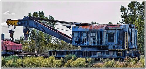 railroad train canon rust crane openhouse corrosion fortwaynerailroadhistoricalsociety fwrrhs