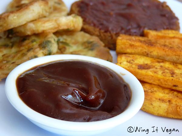 Bianca's Memphis-Style BBQ Sauce (Vegan Crunk Tester)