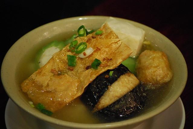 Yong Tofu - Shark Fin BBQ AUD10