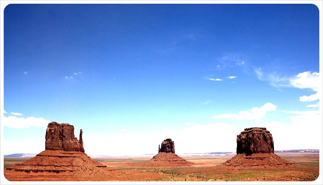 Monument Valley Panorma