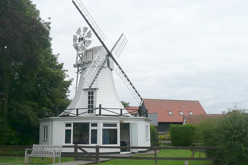 Horning Ferry Wind Pump