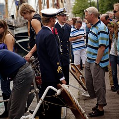 HMS Gladan, Sail Amsterdam 2010, Amsterdam - Netherlands