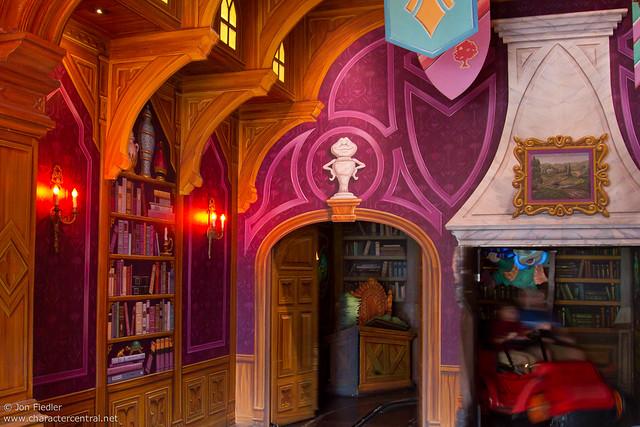 Disneyland Aug 2010 - Exploring Fantasyland