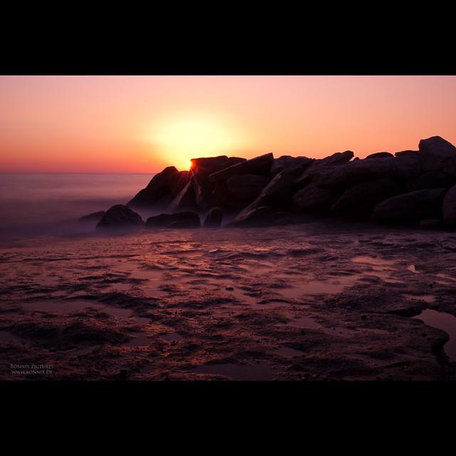 [ Alanya sunset ]