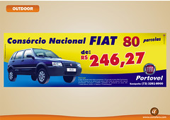 Consórcio Nacional FIAT - 2009 - Outdoor | Consórcio Naciona… | Flickr