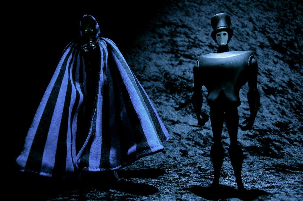 Cloak vs. Shade (243/365)