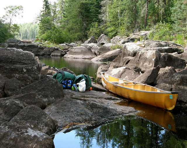 BWCA Canoe Outfittng