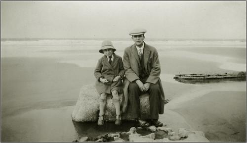 Dunraven Bay c.1928
