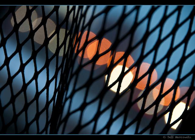 Caged Bokeh