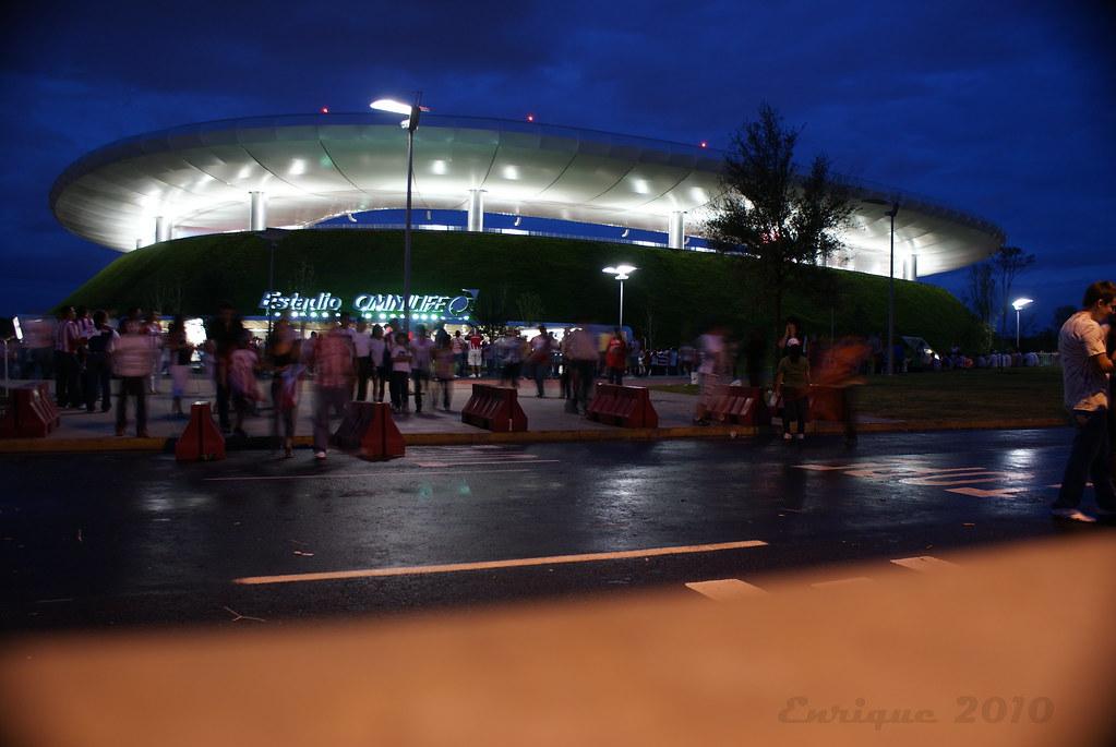 Estadio Omnilife Capacidad Estadio Omnilife Por