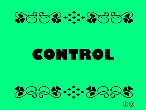 Buzzword Bingo: Control = Corrective action to return a system to expected output.