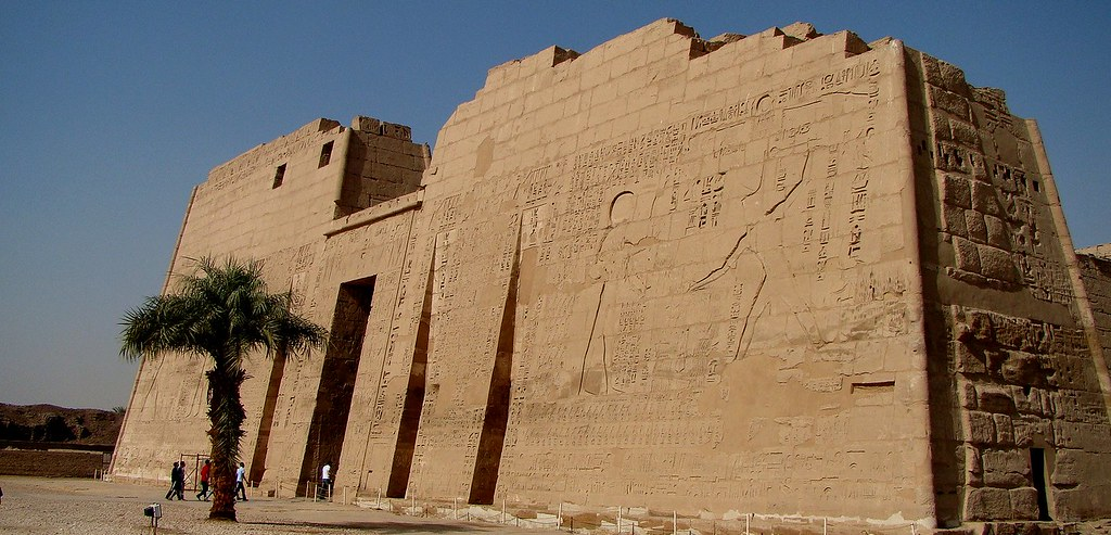 Templo de Karnak, Egipto. Foto: Vasenka Photography