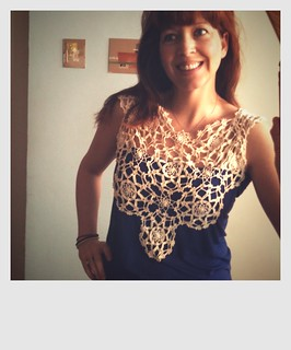 the summer lace top