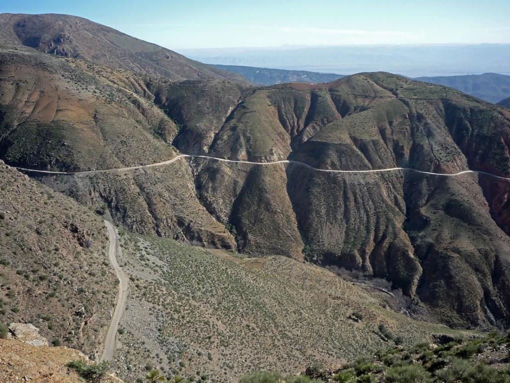desenclavement de tamazirte ,Les Routes de l'Atlas Marocain 5610967372_90a4f171c1_b