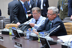 Meeting of the North Atlantic Council with Resolute Support operational partner nations