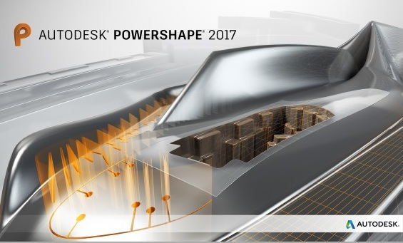 Autodesk Delcam PowerShape 2017 SP1 Win64