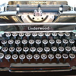Underwood Champion, c1938